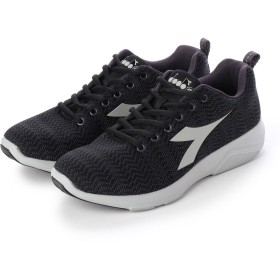 ディアドラ Diadora X RUN LIGHT 4 (BLACK/NINE IRON)