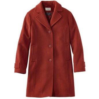 クラシック・ラムウール・コート、7分丈のポロコート/Classic Lambswool Coat, Three-Quarter Length Polo Coat