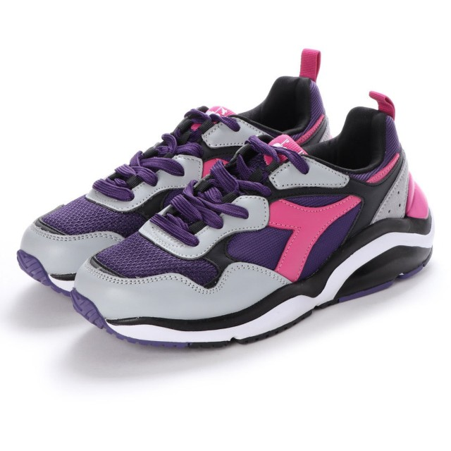 ディアドラ Diadora WHIZZ RUN WN (MULBERRY PURPLE/CARMINE ROSE)