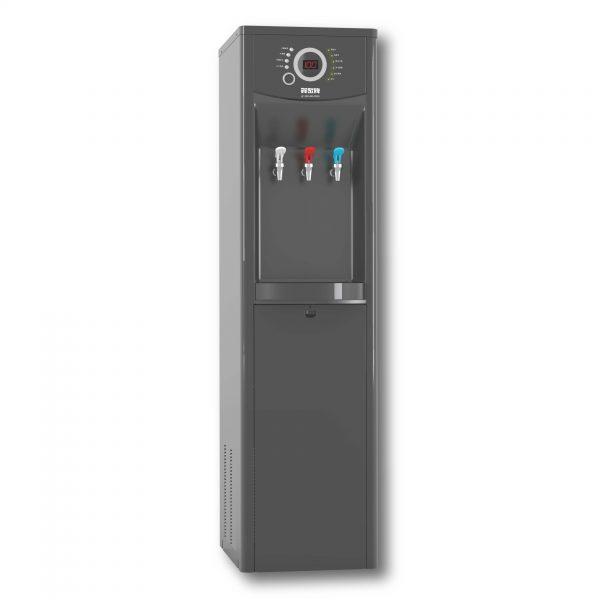 ★限量加贈半年份濾芯 賀眾牌 微電腦冰溫熱落地型節能飲水機-RO淨水系統  UN-1322AG-1-R 含基本安裝