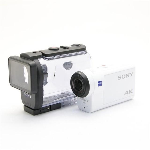 《美品》SONY デジタル4Kビデオカメラレコーダー アクションカム FDR-X3000