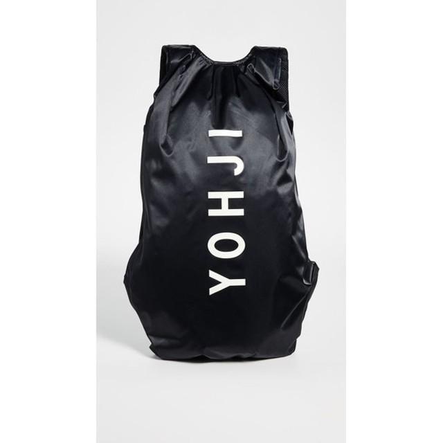 ワイスリー Y-3 メンズ バックパック・リュック バッグ Yohji Backpack Black