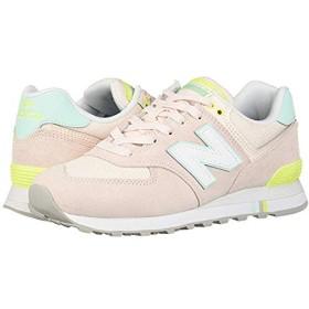 [ニューバランス] レディーススニーカー・靴・シューズ 574 Summer Shore Pink Mist/Light Reef (28.5cm) B - Medium [並行輸入品]