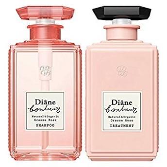 ダイアン ボヌール グラースローズの香り ダメージリペア シャンプー & トリートメント セット 500ml×2