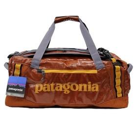 patagonia パタゴニア Black Hole Duffel/ブラックホールダッフル 49340 COPPER ORE 60L ボストンバッグ/リュックサック/カバン/鞄