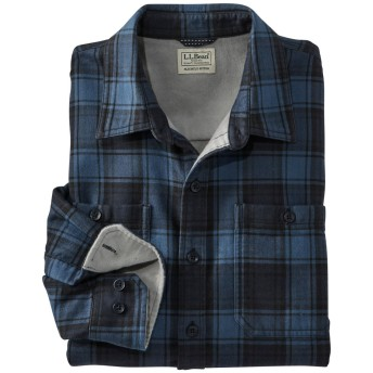 ウィケッド・ウォーム・シャツ、長袖 スライトリー・フィット プラッド/Wicked Warm Shirt, Long Sleeve Slightly Fit Plaid