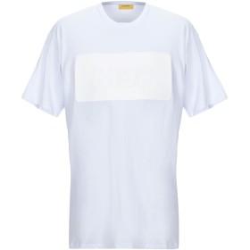 《期間限定セール開催中!》MAISON 9 Paris メンズ T シャツ ホワイト 3 コットン 100%