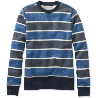 シグネチャー・ビンテージ・エル・エル・ビーン・スウェットシャツ、ストライプ/Signature Vintage L.L.Bean Sweatshirt, Stripe