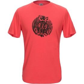 《セール開催中》C.P. COMPANY メンズ T シャツ レッド S コットン 100%