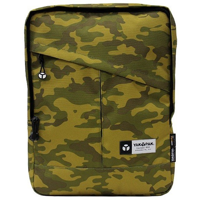 YAKPAK ヤックパック SQUARE BACK PACK YP2041