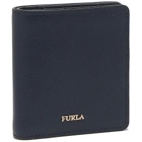 [フルラ]折財布 レディース FURLA 1034319 PR74 B30 ネイビー [並行輸入品]