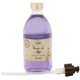 【送料無料】 シャワーオイル ラベンダー 500ml 【サボン: 化粧品・コスメ ボディケア】