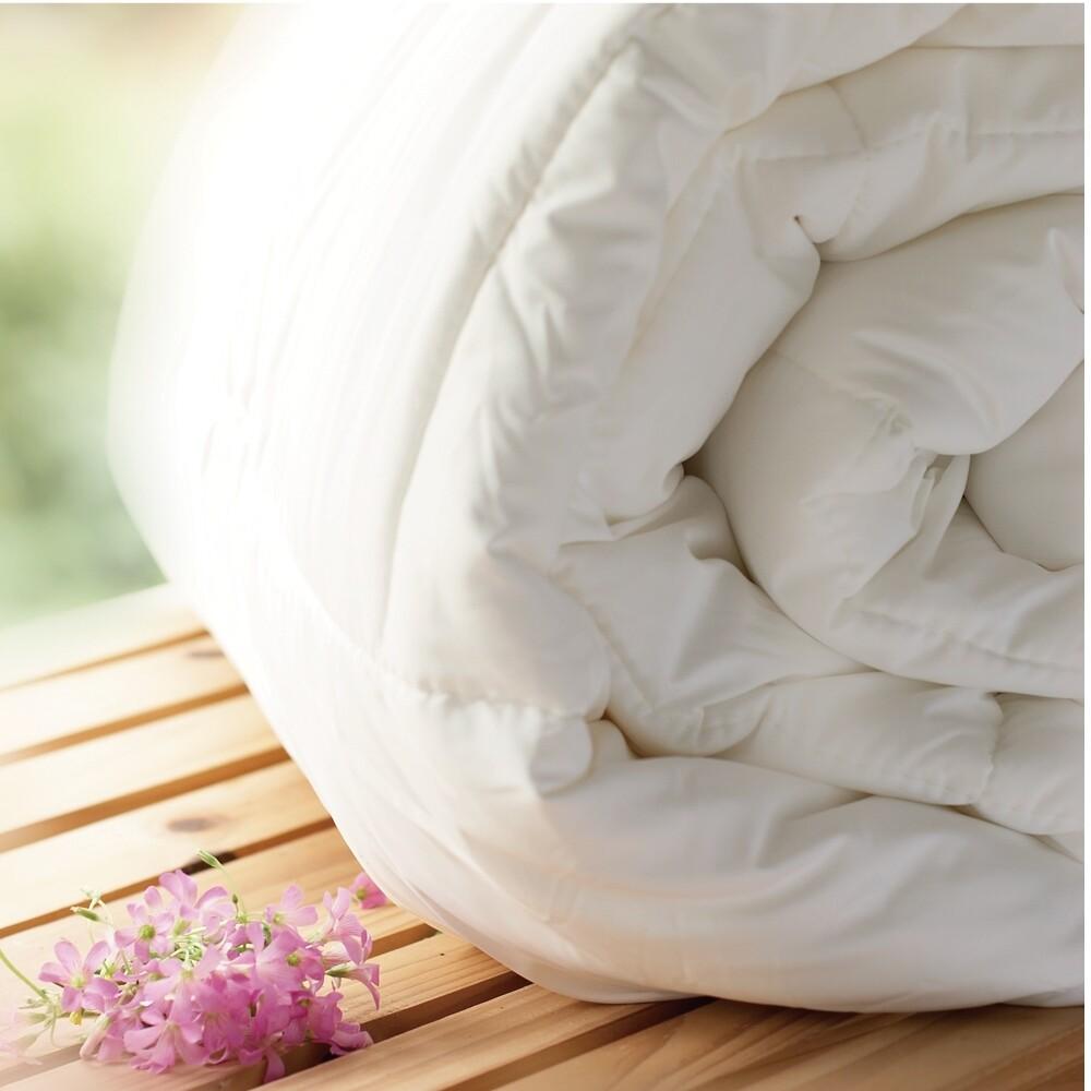 同時搭配Microlite-MF77歐洲科技纖維填充,手感輕柔以及透氣保溫度特強,能有效提高睡眠品質。 ∎ 具瑞士OEKO-TEX國際環保認證。Microlite-MF77 系列商品,於2016年初,