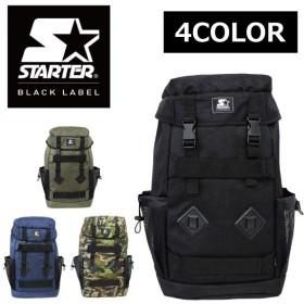 STARTER BLACK LABEL スターター ブラックレーベル リュック リュックサック バックパック デイパック バッグ メンズ レディース ST-BAG-006