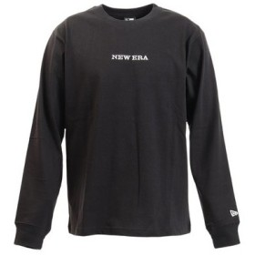 ニューエラ(NEW ERA) 長袖Tシャツ XEBIO NE BLAC 12286650 (Men's)