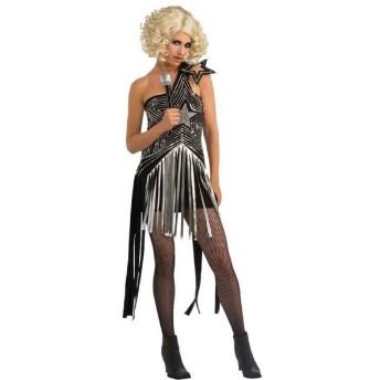 レディーガガ コスプレ 衣装 コスプレ コスチューム  アメリカン・アイドル スタードレス Lady Gaga