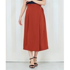 ナローシルエットスカート (大きいサイズレディース)スカート,plus size