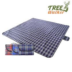 TreeWalker 露遊防潮野餐墊(可折疊收納 便攜 防水 防刮 遊戲墊 防潮墊 沙灘墊)