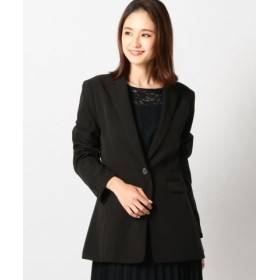 (MEW'S REFINED CLOTHES/ミューズ リファインド クローズ)洗えるテーラードジャケット/レディース クロ