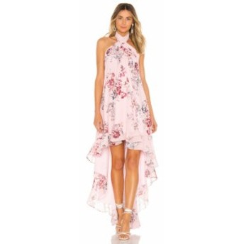 マイケル コステロ Michael Costello レディース ワンピース ワンピース・ドレス x REVOLVE Conrad Dress Pink Floral