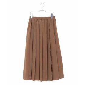HIROKO BIS / 【洗える】2WAYマットタフタスカート