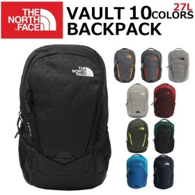 THE NORTH FACE ザ ノースフェイス VAULT/ヴォルト リュックサック/バックパック/VAULT CHJ0 JK3 BK 28L b4