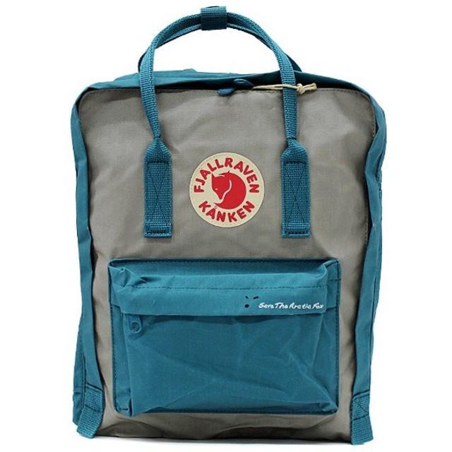 FJALLRAVEN フェールラーベン カンケンバッグ SAVE THE ARCTIC FOX FJ 23495 645 021 リュックサック/バックパック/デイパック/バッグ