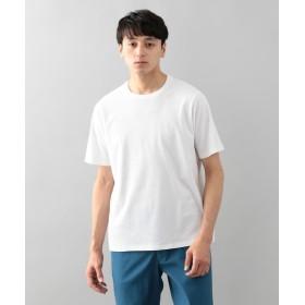 【28%OFF】 マッキントッシュ フィロソフィー サーフニット クルーネックTシャツ メンズ ホワイト 40 【MACKINTOSH PHILOSOPHY】 【セール開催中】