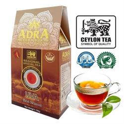 【ADRA】錫蘭極品紅茶-烏瓦 Uva產區(100g/盒)