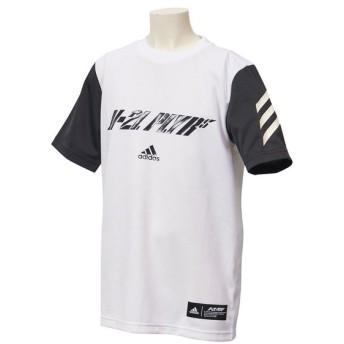 メール便OK adidas(アディダス) FTI96 5T PLAYER T Jr ジュニア 野球ウェア Tシャツ
