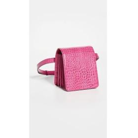 マージ シャーウッド Marge Sherwood レディース バッグ Pump Bag Pink Croc