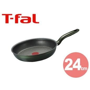 ティファール IHサイプレス フライパン 24cm 【 T-FAL 】(C66804)