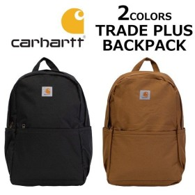 CARHARTT カーハート TRADE PLUS BACKPACK トレード プラス バックパック リュックサック デイパック バッグ カバン 鞄 480302
