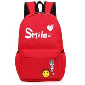 大容量カジュアルバックパック、トレンドスクールバッグ、カレッジウィンドバックパック、商品サイズ:長さ27.0cm×幅12.0cm×高さ41.0cm