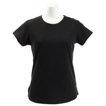 ダンスキン(DANSKIN) ハイブリットヴェント Tシャツ DC59302 K (Lady's)