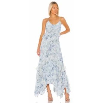 アムール AMUR レディース ワンピース ワンピース・ドレス Promise Dress Icy Blue