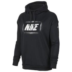 ナイキ Nike レディース フリース トップス Therma Fleece GRX Hoodie Black