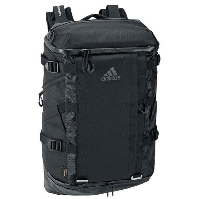 adidas(アディダス) MKS42 OPS GEAR バックパック 26 スポーツ バックパック リュックサック ブラック