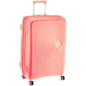 [アメリカンツーリスター] スーツケース サウンドボックス スピナー 77/28 TSA EXP 保証付 97L 77 cm 4.2kg リビングコーラル