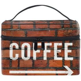 トラベルポーチ メイクポーチ 化粧ポーチ 充電器ポーチ 軽いコーヒーメーカー