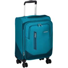 [アメリカンツーリスター] スーツケース カービー スピナー 54/20 エキスパンダブル TSA 機内持ち込み可 保証付 32L 54 cm 2.3kg ブルー