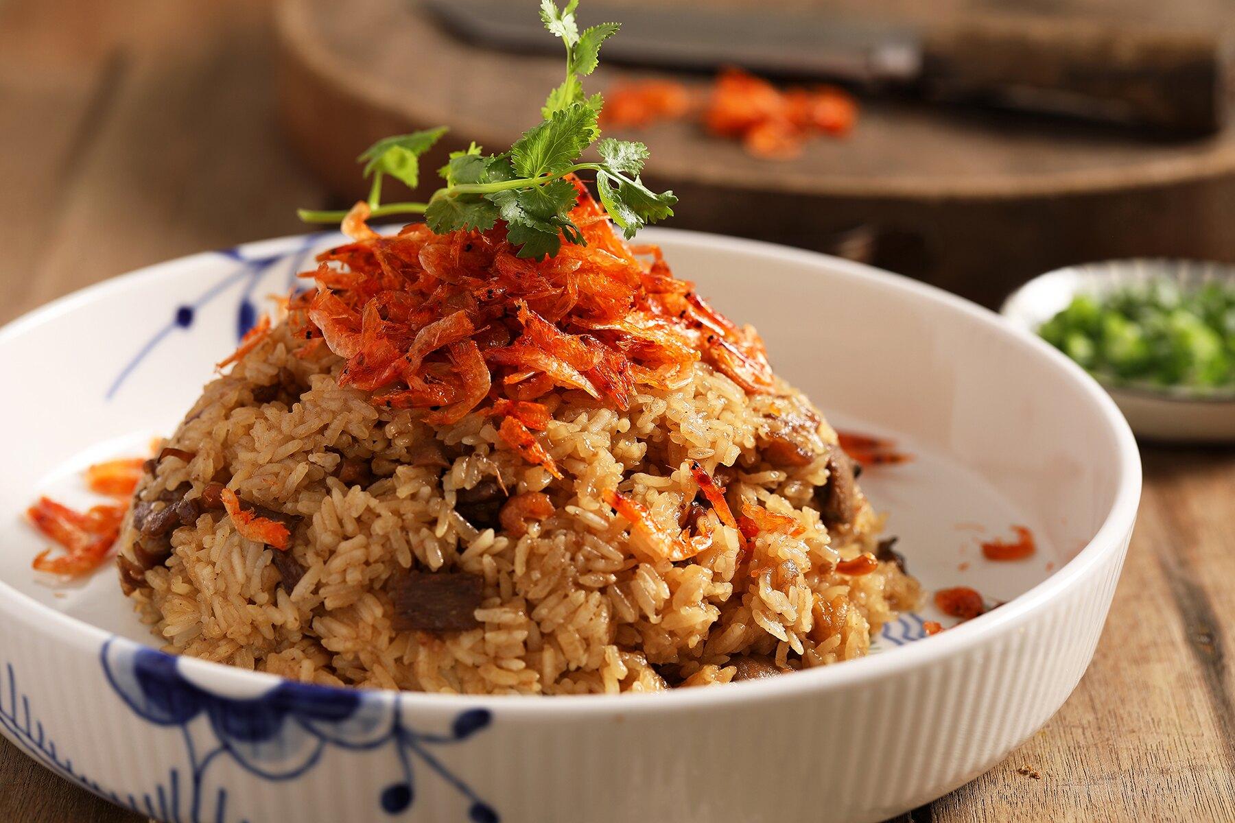 米粒香Q 傳統美食 彌月油飯 年菜