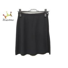 アニエスベー agnes b スカート サイズ36 S レディース 新品同様 黒 新着 20191007