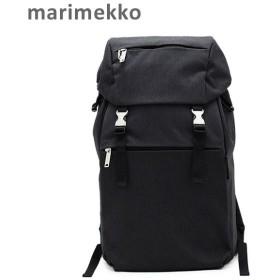 マリメッコ リュック marimekko KORTTELI backpack バックパック ブラック 045067-099 バッグ デイパック レディース