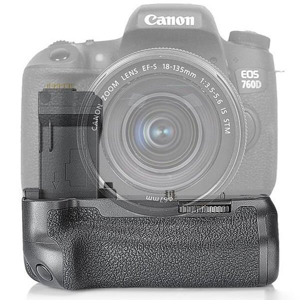 Canon BG-E18 副廠 電池手把 750D 760D適用 20572