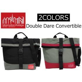 MANHATTAN PORTAGE マンハッタン ポーテージ Double Dare Convertible ダブル デア コンバーチブル ショルダーバッグ バックパック バッグ