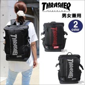 スラッシャー バッグ リュック THRSG7903N THRASHER メッシュポケットデザイン BOX型 デイバッグ リュックサック 男女兼用 ag-1106
