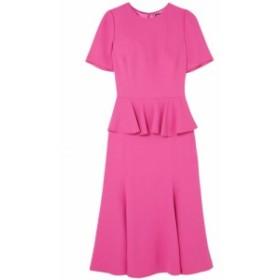 ドルチェandガッバーナ DOLCE and GABBANA レディース ワンピース ワンピース・ドレス crepe peplum dress Pink