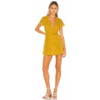 マジョレル MAJORELLE レディース ワンピース ワンピース・ドレス Tumbleweed Dress Gold