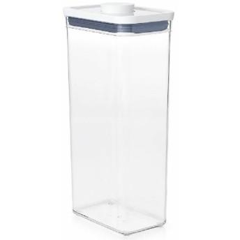 保存容器 キッチン オクソーPOP2レクタングル トール 11234400 キッチン用品 プレゼント ギフト 父の日 便利 ポップコンテナ OXO